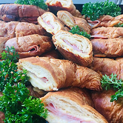 Breakfast croissants - medium platter thumbnail