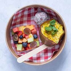 Light and bright breakfast box thumbnail