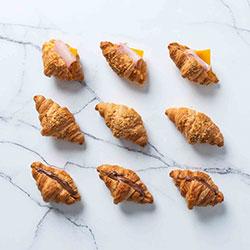 Butter croissant - mini  thumbnail