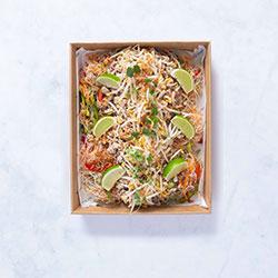 Saturday Asian market salad thumbnail