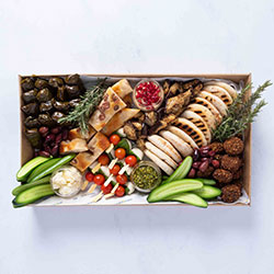 Saturday Mediterranean grazing platter thumbnail