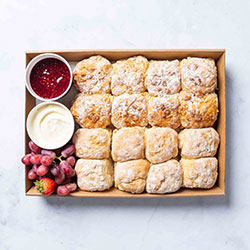 Saturday scrummy scones and sides thumbnail