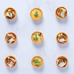 Gluten free shortcrust tart - mini thumbnail