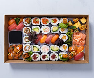 Big sushi collection  thumbnail