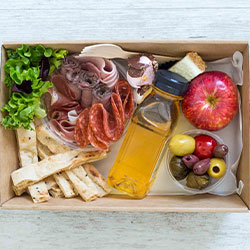 Antipasto lunch box thumbnail