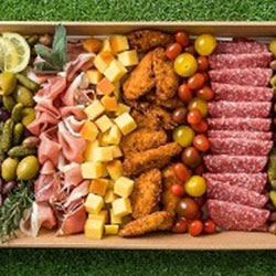 Charcuterie and more platter thumbnail