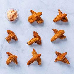 Crispy chicken tenders thumbnail