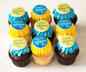 Australias biggest morning tea cupcakes thumbnail