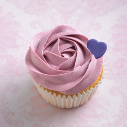 Classic cupcakes - blueberry thumbnail