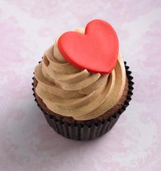 Classic cupcakes - caramel thumbnail