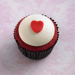 Classic cupcakes - red velvet thumbnail