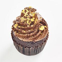 Classic cupcakes - crunchie thumbnail