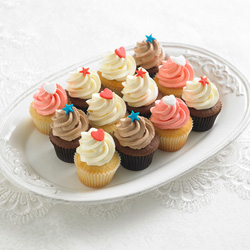 Petite cupcakes - assorted flavours thumbnail