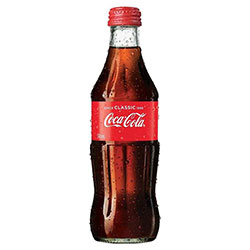 Coca-Cola Soft Drink Bottles - 330ml thumbnail