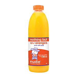 Nudie Fresh Juice - 1 Litre thumbnail