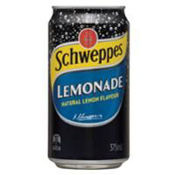 Schweppes soft-drink - cans - 375ml thumbnail
