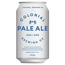 Colonial pale ale cans - 375ml thumbnail