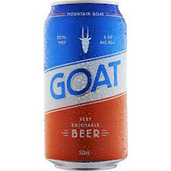 Mountain Goat cans - 375ml thumbnail