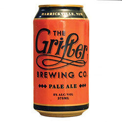 The Grifter Marrickville pale ale cans - 375ml thumbnail