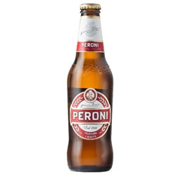 Peroni red imported bottle - 330ml thumbnail