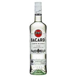 Bacardi Superior Rum - 700ml thumbnail
