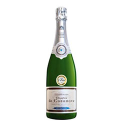 Charles de Cazanove Brut Tradition NV - 750ml thumbnail