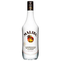 Malibu Caribbean White Rum - 700ml thumbnail