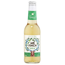 Mr Finch Apple Cider Bottle - 330ml thumbnail