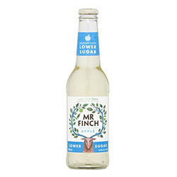 Mr Finch Apple Lower Sugar Cider - 330ml thumbnail