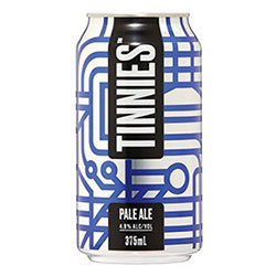 Tinnies Pale Ale Can - 375ml thumbnail