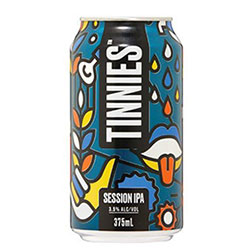Tinnies Session IPA Can - 375ml thumbnail