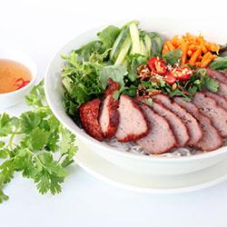 Pork skew vermicelli salad thumbnail