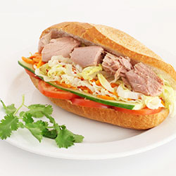 Tuna salad roll thumbnail