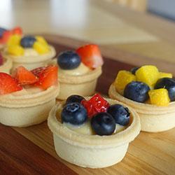 Fruit tart - mini thumbnail