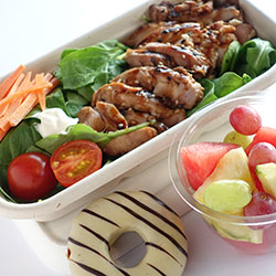 Wellzones light lunch box thumbnail