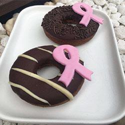 Pink Ribbon donut thumbnail