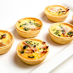 Assorted quiches thumbnail