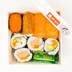 Sushi combination thumbnail