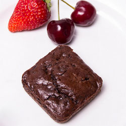 Vegan brownie thumbnail
