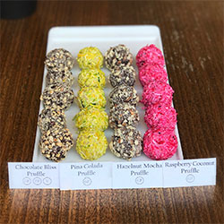 Healthy bliss balls thumbnail