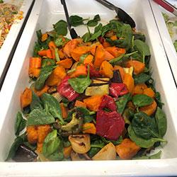 Roast vegetables salad thumbnail