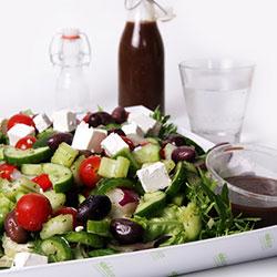 Salad platter - serves 5 thumbnail