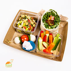 Mediterranean lunch box thumbnail