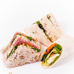 Sandwich and wrap combination thumbnail