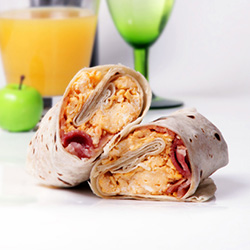 Breakfast wrap thumbnail