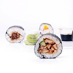 Sushi nori roll thumbnail