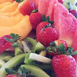 Fresh fruit platter thumbnail