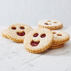 Monkey face cookies thumbnail