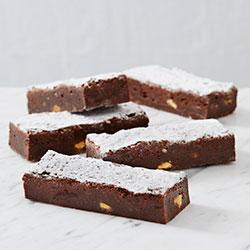 Chocolate brownie slice thumbnail