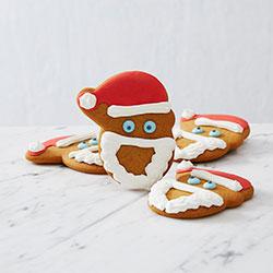 Santa cookies thumbnail